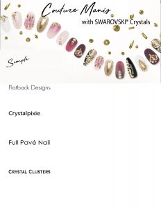 Swarovski Crystals Flyer Without Pricing
